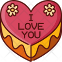 Cake Celebration Dessert Icon