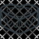 Cake Heart Shaped Icon