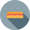 Cake Small Sweet Icon