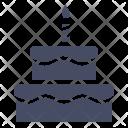 Cake Christmas Birthday Icon