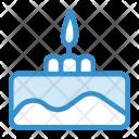 Cake Food Birthday Icon