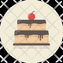 Cake Bakery Dessert Icon