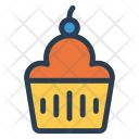 Cake Sweet Muffin Icon