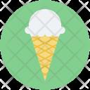 Cake Cone Cup Icon