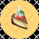 Cake Piece Fresh Icon