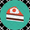 Cake Slice Dessert Icon