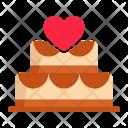 Cake Day Romantic Icon
