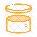 Cake Box Package Icon