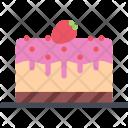 Cake Cafe Candy Icon