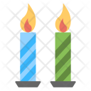Cake Candles Icon