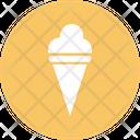 Cake Cone Cone Ice Cone Icon