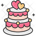 Cake Decoration Icon