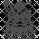 Cake Decoration Cake Cake Decoration Icon