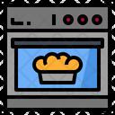 Cake Oven Icon