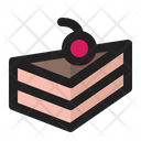 Birthday Celebration Delicious Icon