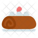 Cake Roll Icon