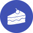Slice Cake Sweet Icon