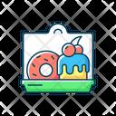 Color Icon Cake Icon