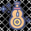 Drink Bottle Gourd Icon