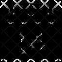 Calander Date Schedule Icon