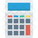 Calc Calculate Calculation Icon