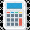 Calc Calculate Calculation Icon