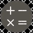 Calc Calculate Calculator Icon