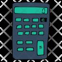 Calculate Calculator School Icon