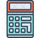 Calculate Numerate Multiply Icon
