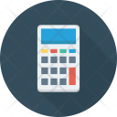 Calculate Calculating Calculators Icon