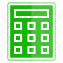 Calculate Math Accounting Icon
