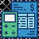 Calculate fee Icon