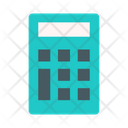 Calculating Calculator Calc Icon