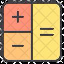 Calculator Calculation Operation Icon