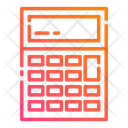 Calculator Calculation Retail Icon