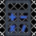 Calculation Calculator Finance Icon