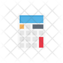Calculation Accounting Statistics Icon