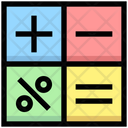 Business Financial Calculation Icon