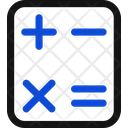 Calculation Business Office Icon