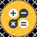 Calculator Keys Calculation Calculator Icon