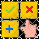 Calculation Calculator Click Icon