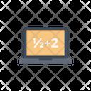 Calculation Math Elearning Icon
