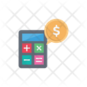 Calculation Accounting Stats Icon