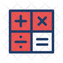 Math Calculate Accounting Icon