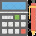 Calculator Finance Accounting Icon