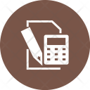 Calculations Budget Billing Icon