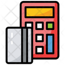 Calculations Accounting Tax Instrument Icon