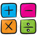 Calculations Calculator Number Cruncher Icon