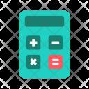Calculator Math Icon