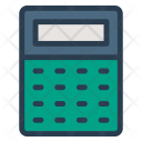 Calculator Accounting Mathematic Icon